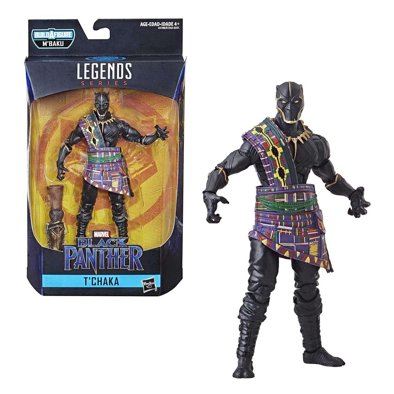 T' Chaka Figura Black Panther B A F M' Baku Legends Series