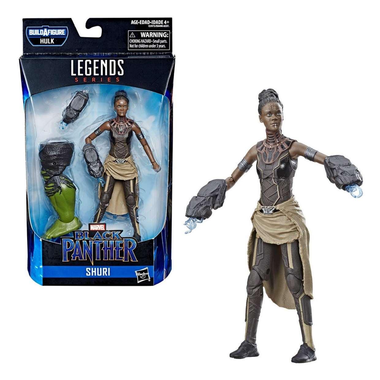 Shuri Figura Black Panther B A F Hulk Legends Series