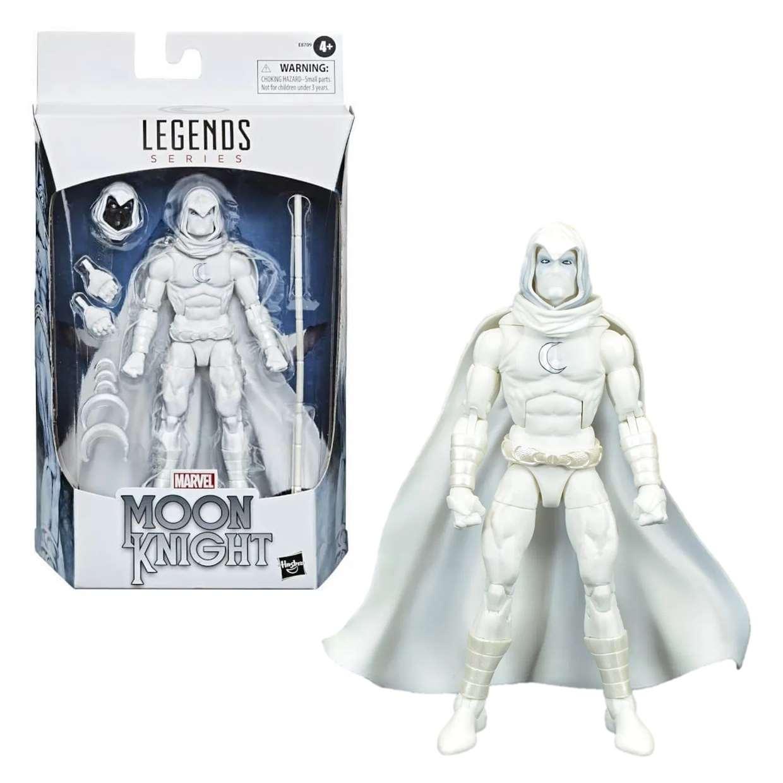 Moon Knight Figura Marvel Legends Series