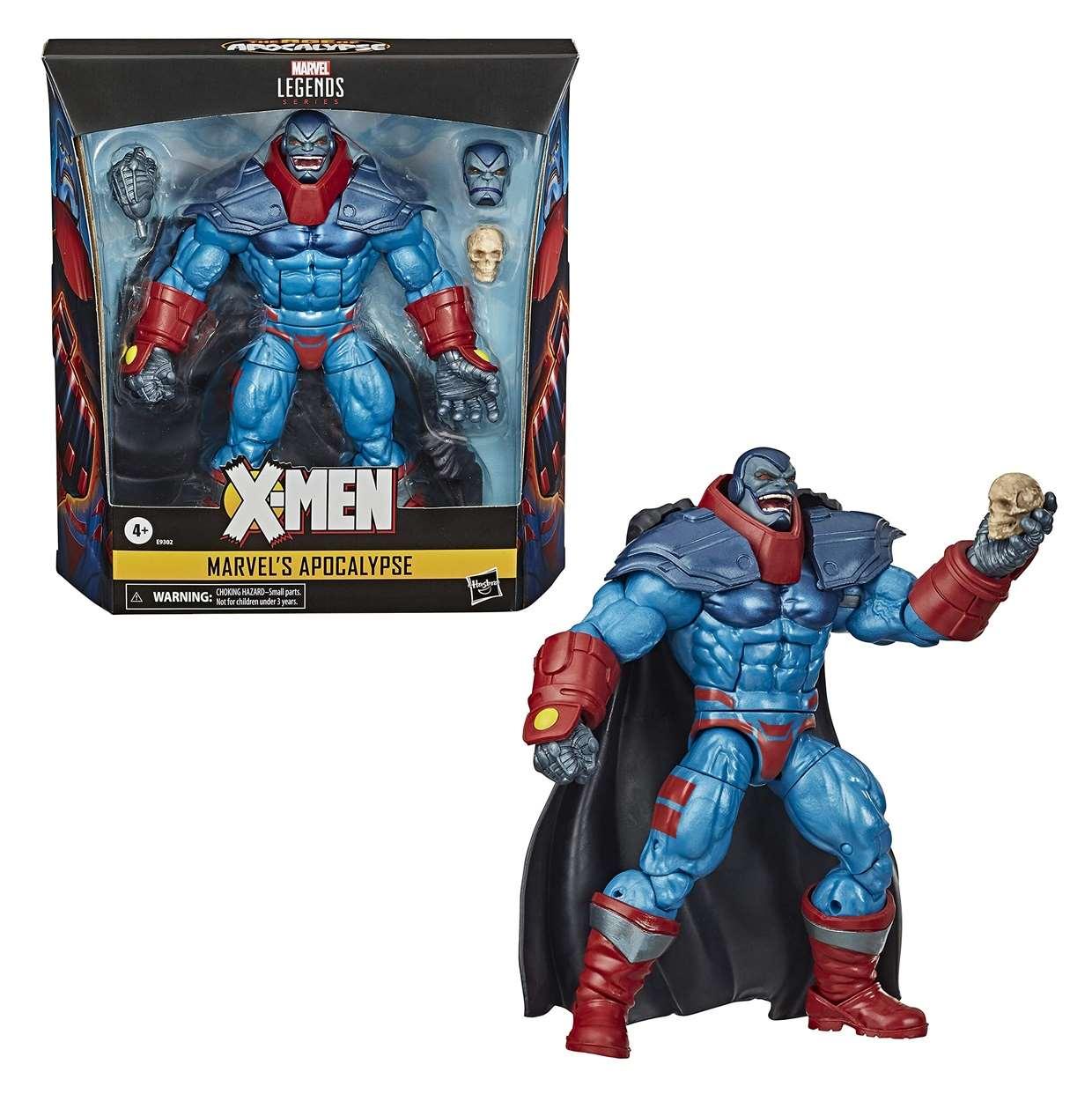 Apocalypse Figura Marvel X Men Legends Series 7 Pulgadas