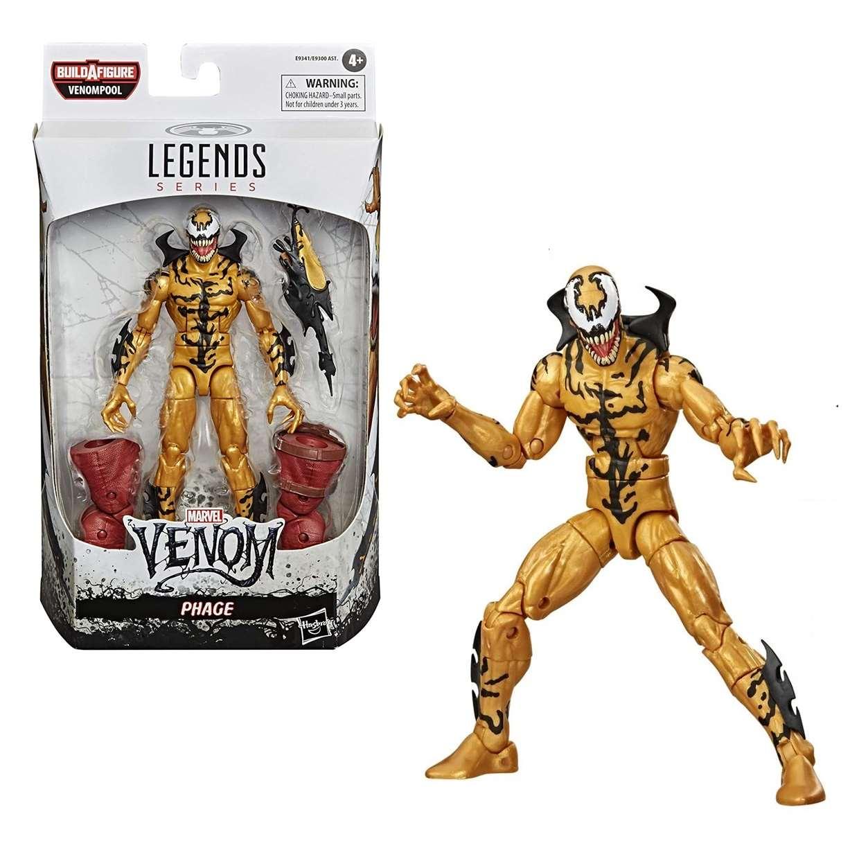 Phage Figura Spider Man B A F Venompool Maximum Venom