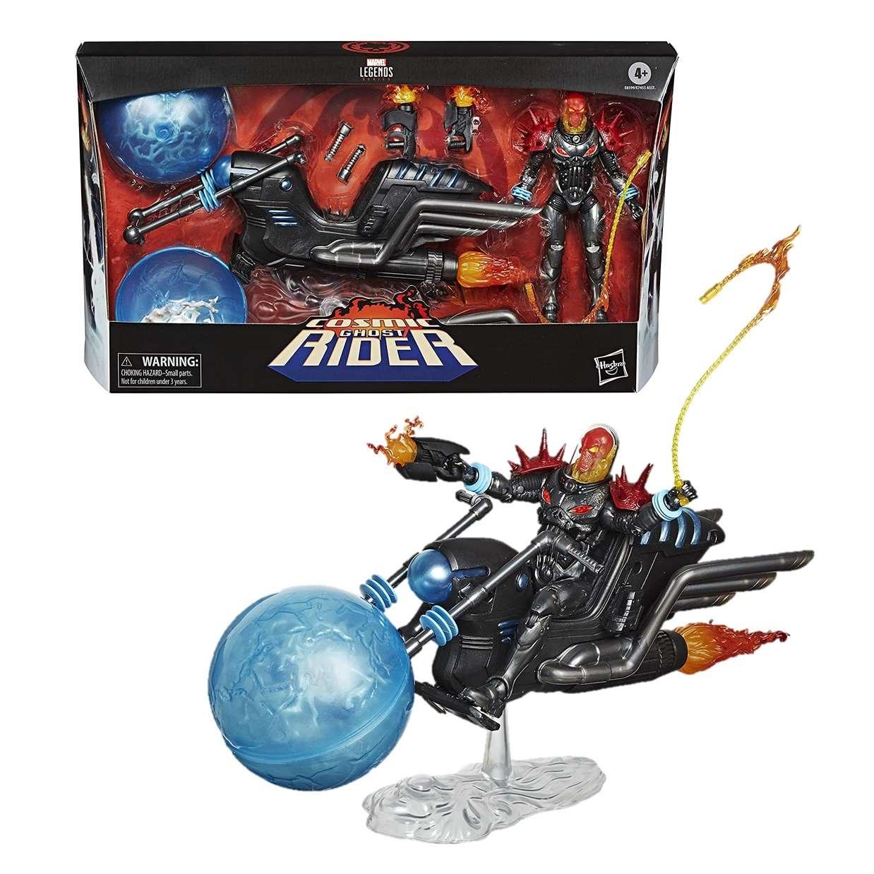Cosmic Ghost Rider Figura Marvel Legends 6 PuLG