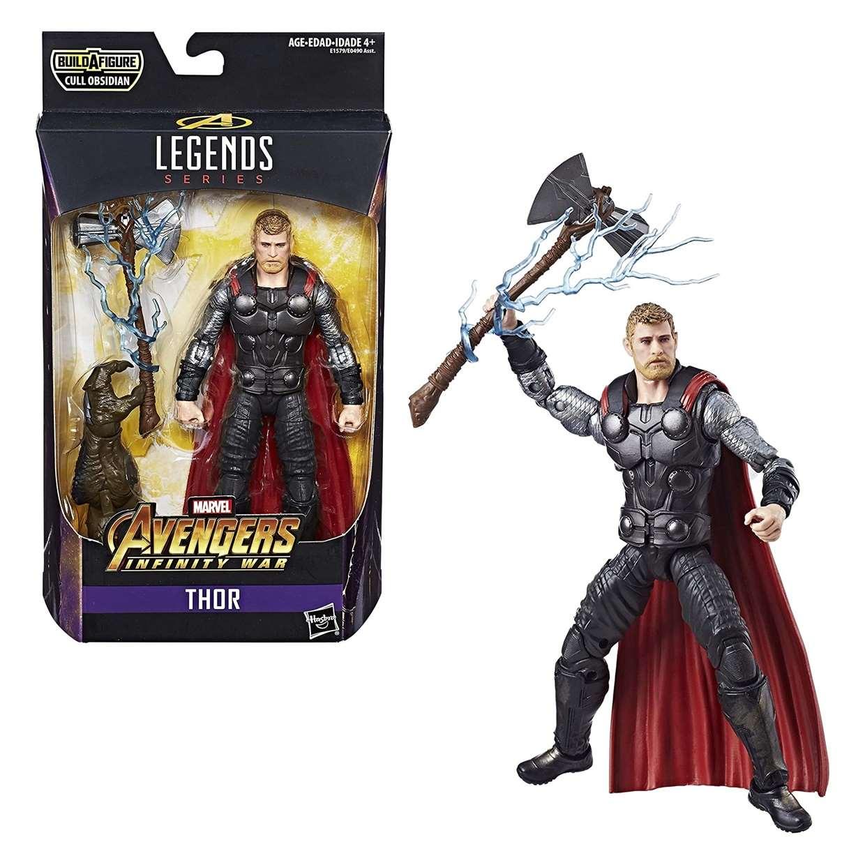 Thor Figura Marvel Avengers Infinity War Legends Series