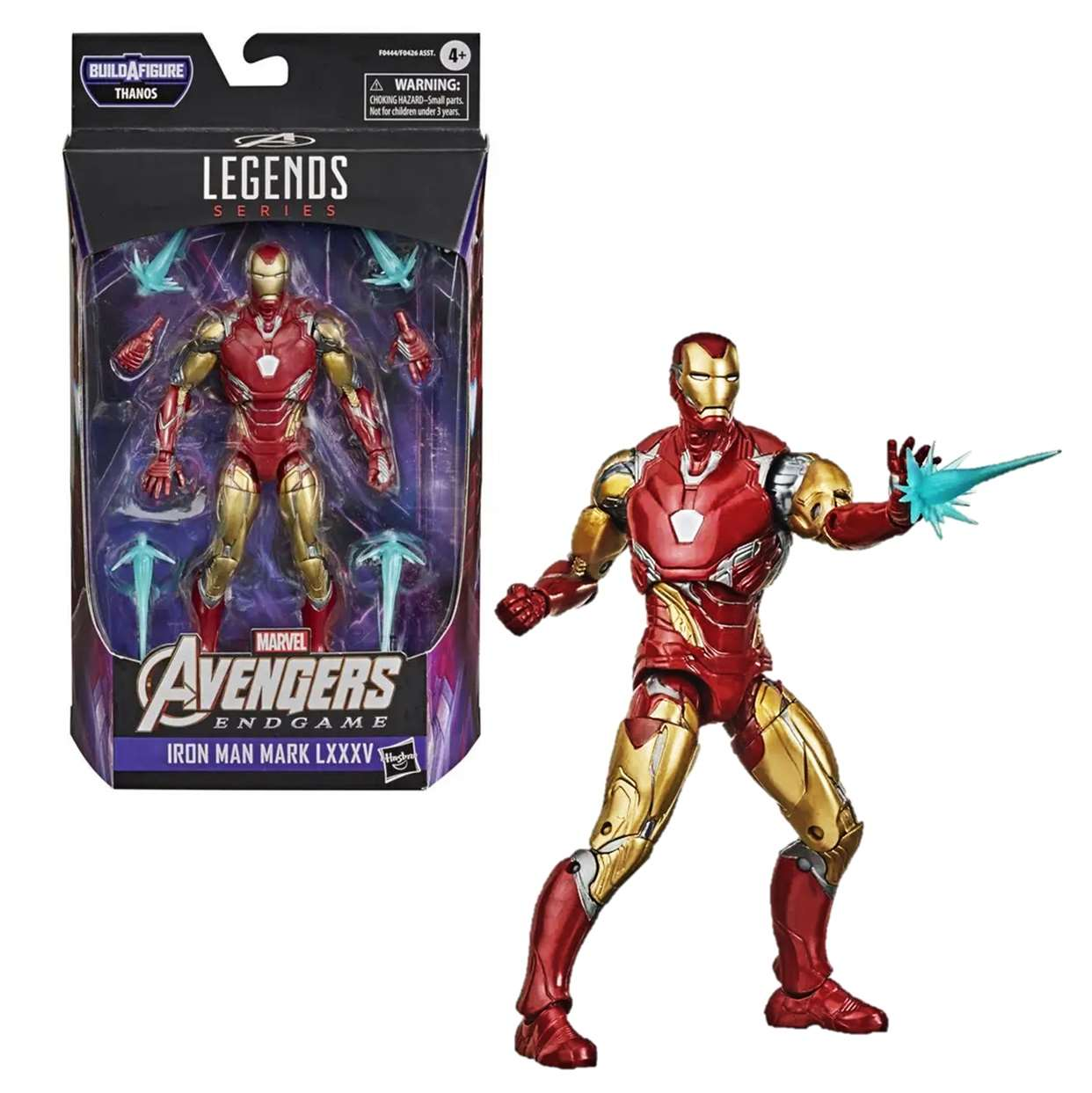 Iron Man Mark Lxxxv Avengers End Game B A F Thanos Legends