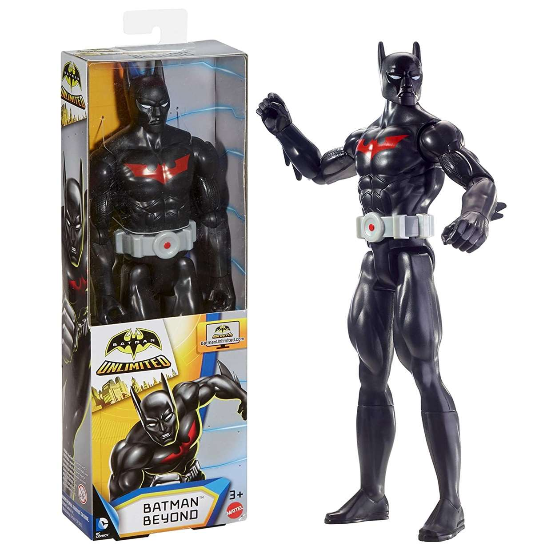 Batman Beyond Figura Dc Comics Batman Unlimited 12 PuLG