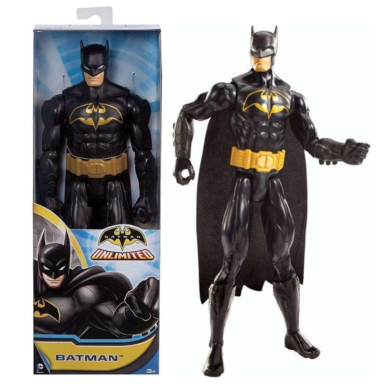 Batman Dc Unlimited Figura De Acción Mattel 12 Pulgadas