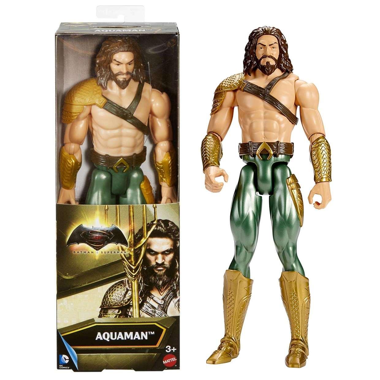 Aquaman Figura Dc Batman Vs Superman Mattel 12 Pulgadas