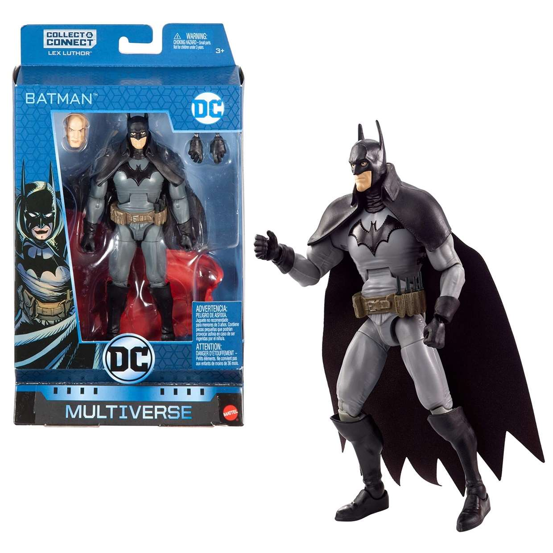 Batman Fvy94 Gotham By Gaslight Multiverse Lex Luthor