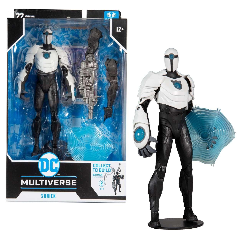 Shriek Figura Batman Beyond Multiverse Mc Farlane 7 Pulg