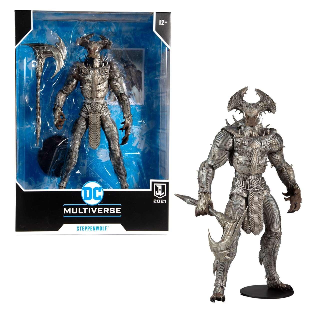 Steppenwolf Figura Justice League 2021 Mcfarlane Zack Snyder