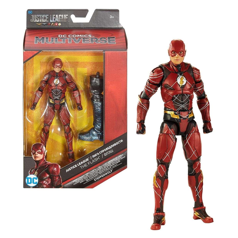 The Flash Figura Dc Justice League Steppenwolf Multiverse