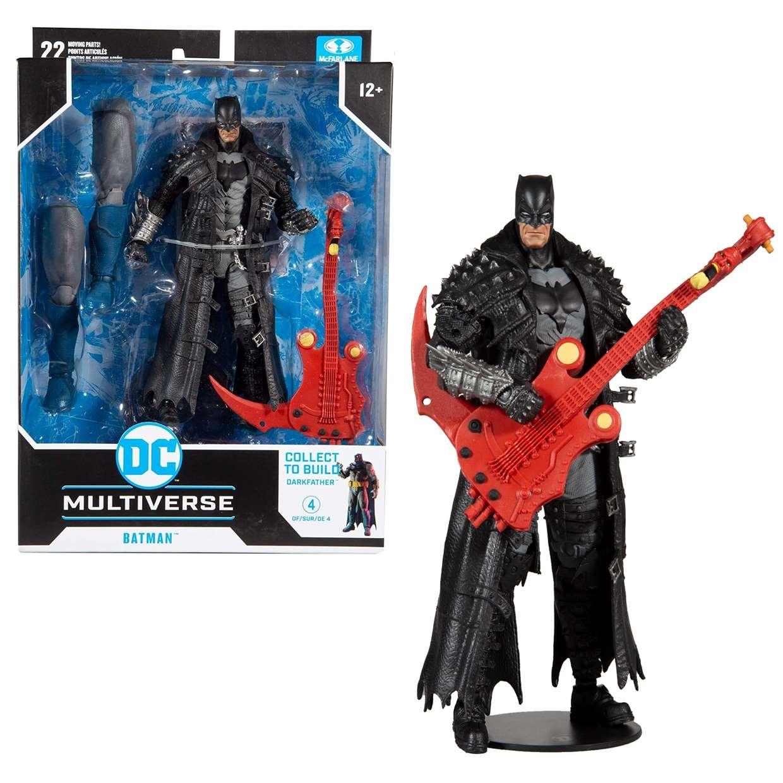 Batman Figura Dark Nights Dead Metal Mc Farlane Darkfather