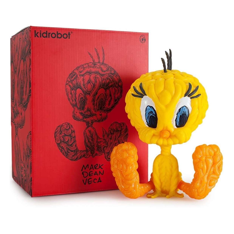 Tweety Bird ( Piolin ) Looney Tunes Mark Dean Veca Kidrobot