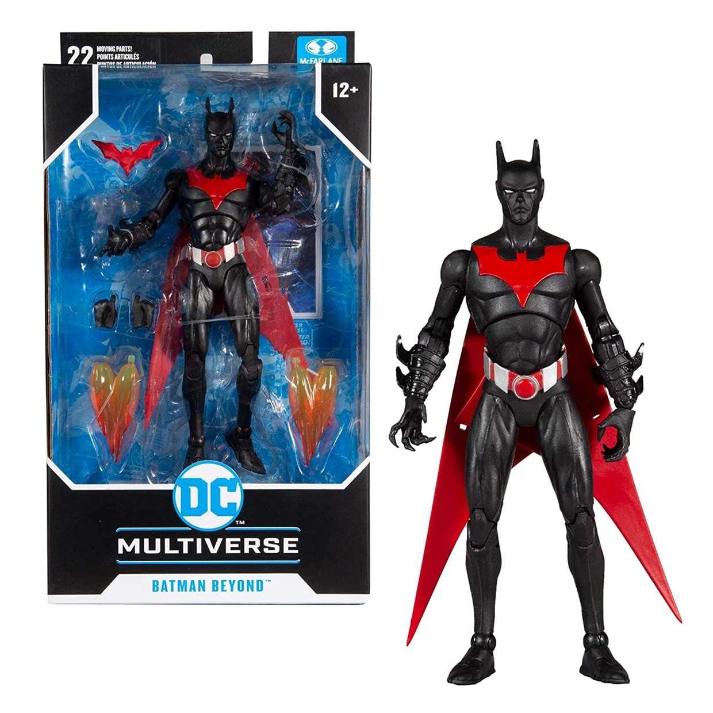 Batman Beyond Figura Dc Comics Multiverse Mc Farlane 6 PuLG