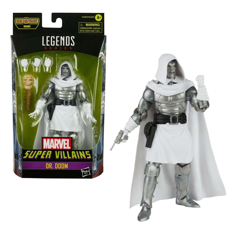 Doctor Doom Figura Marvel B A F Xemnu Super Villains Legends