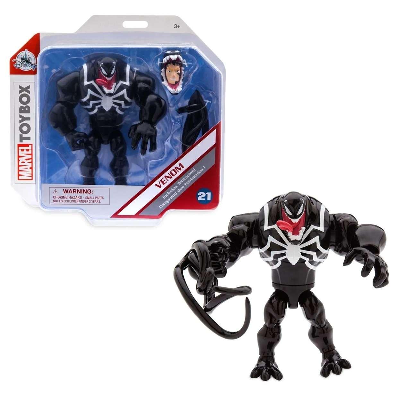 Venom #21 Includes Tentacles Figura Marvel Toybox Disney