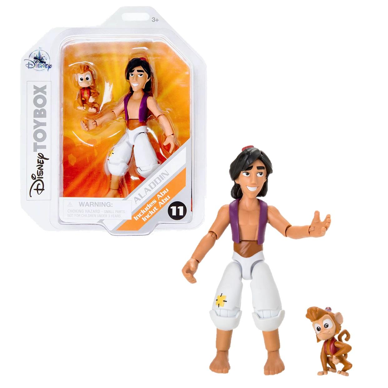 Aladdin Includes Abu #11 Figura Disney
