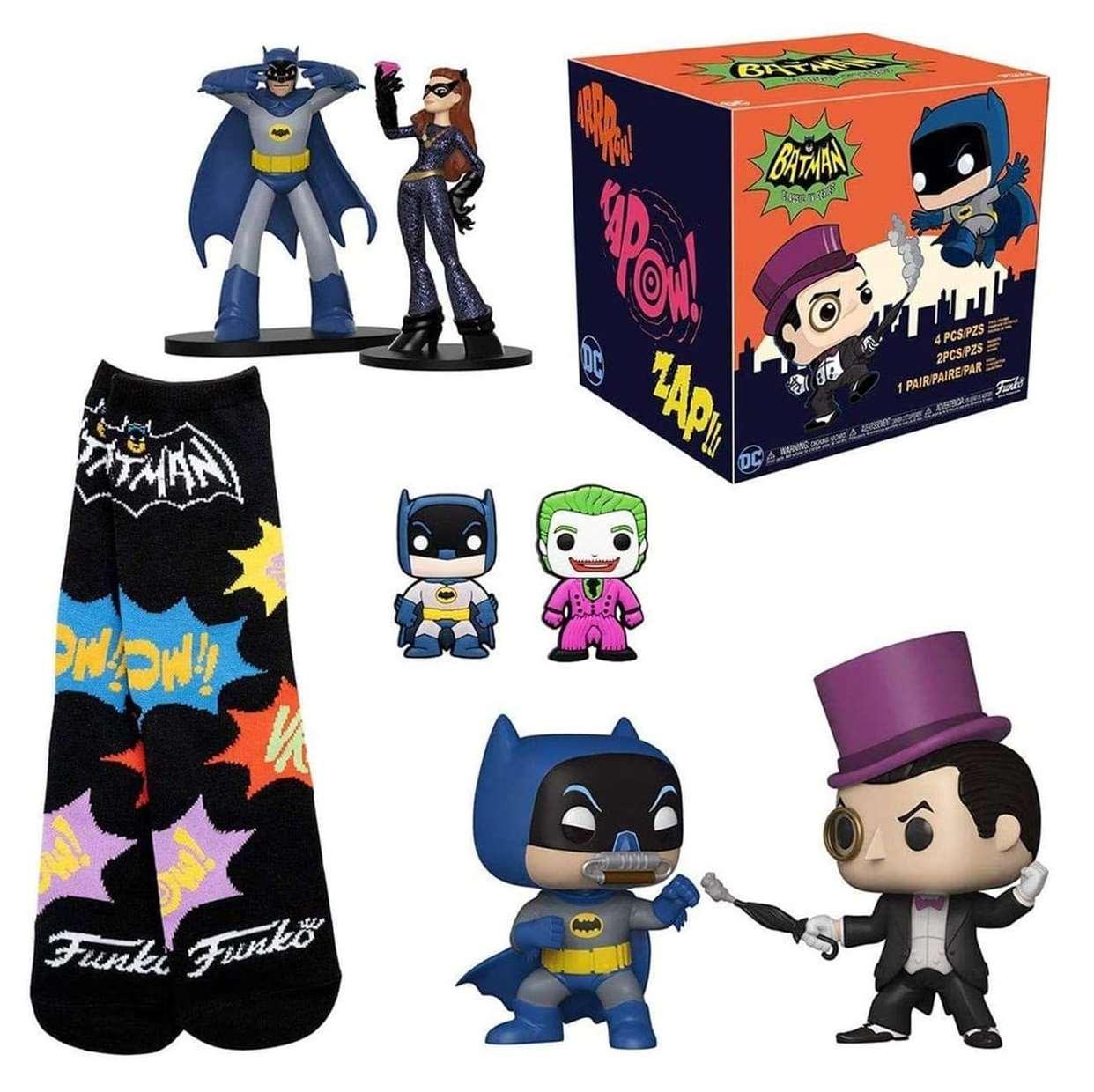 Batman Classic Tv Series Collector's Box Pop! Heroes