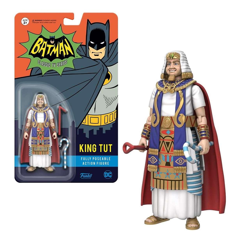 King Tut Figura Batman Classic Tv Series Funko 3 PuLG