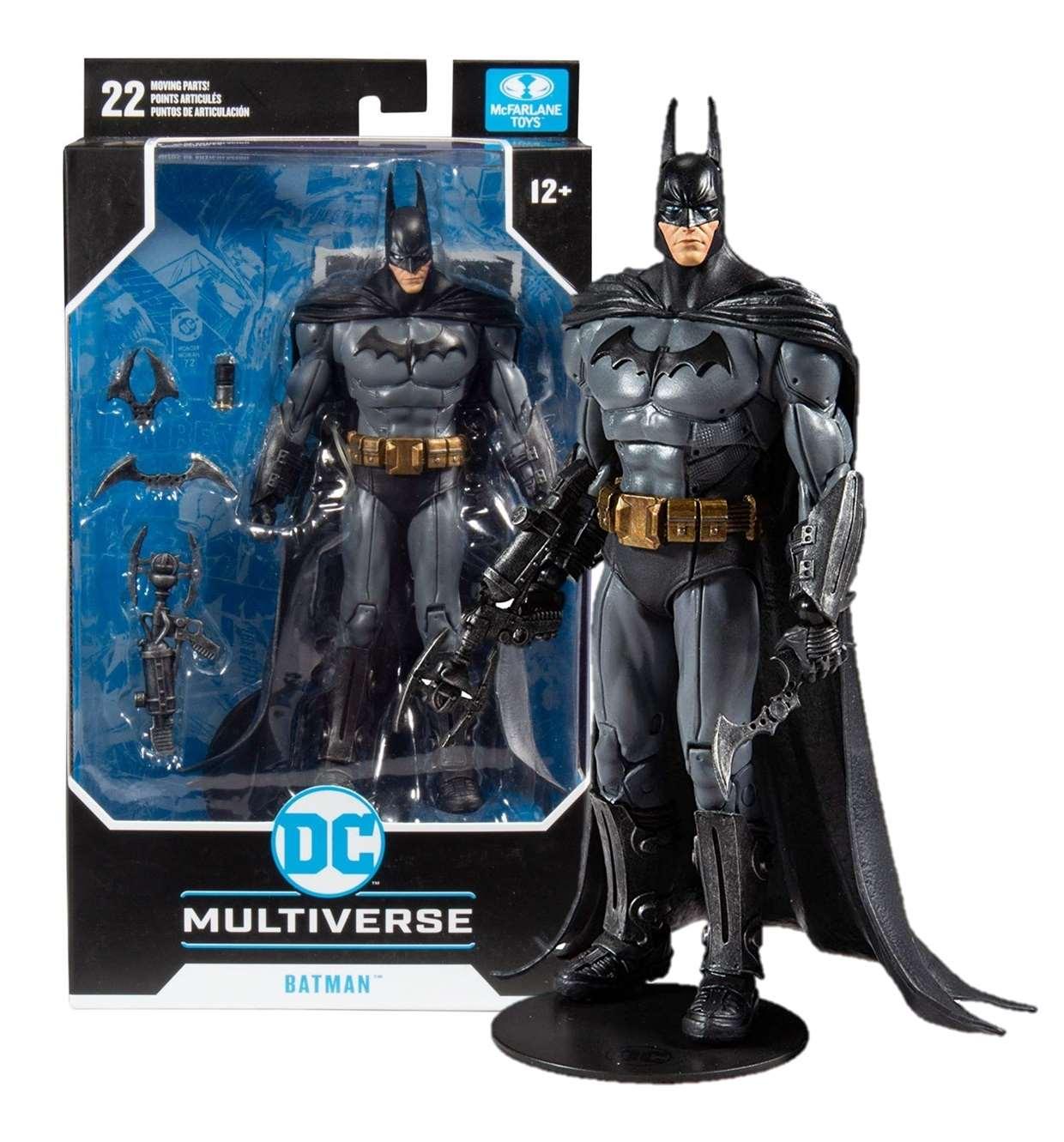 Batman Arkham Asylum Figura Dc Multiverse Mc Farlane Toys