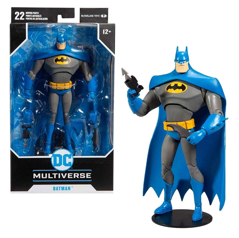 Batman The Animated Series Figura Dc Multiverse Mcfarlane