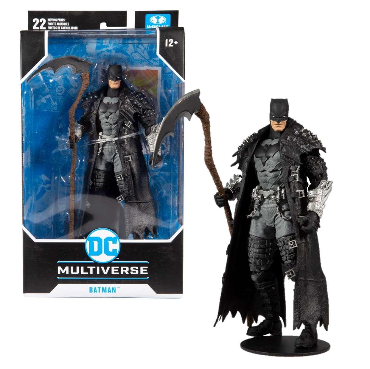 Batman Dark Nights Death Metal Figura Multiverse Mc Farlane