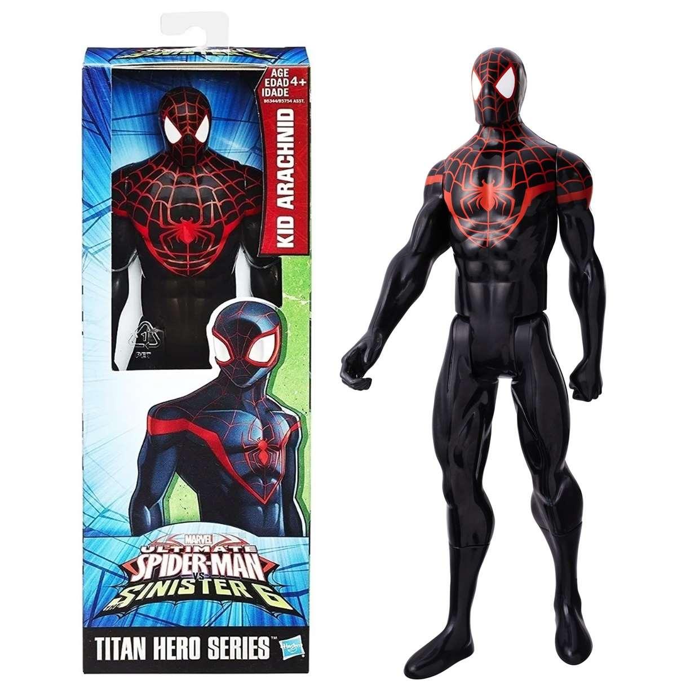 Kid Arachnid Figura Ultimate Spider Man Sinister 12 PuLG