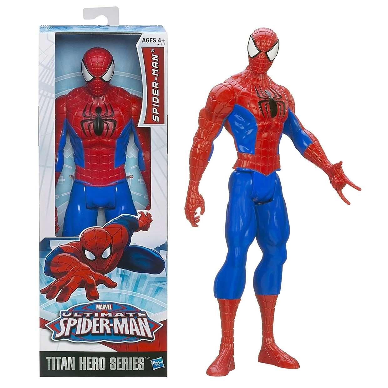 Spider Man Figura Marvel Ultimate Spider Man 12 Pulgadas