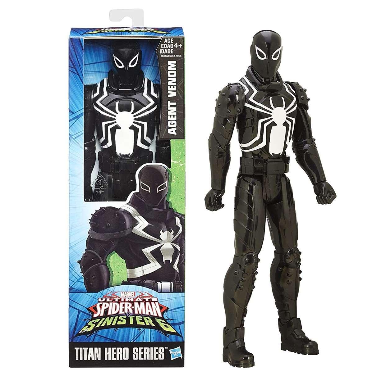 Agente Venom Figura Marvel Ultimate Spider Man Sinister6