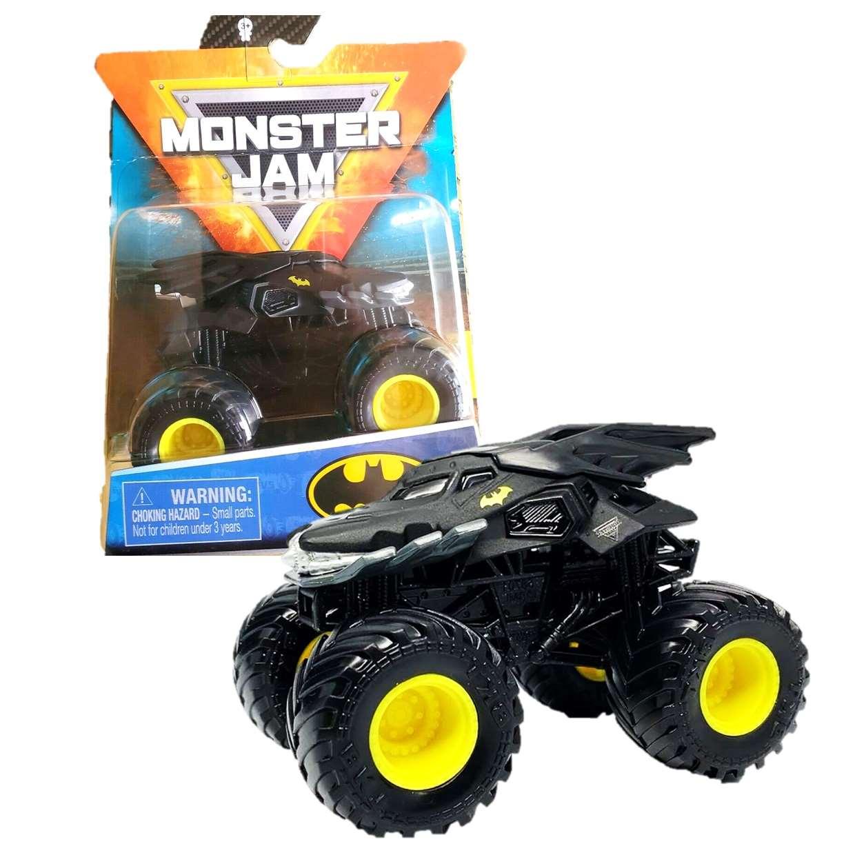 Batmobile Monster Jam Series #11 Dc Batman Spin Master