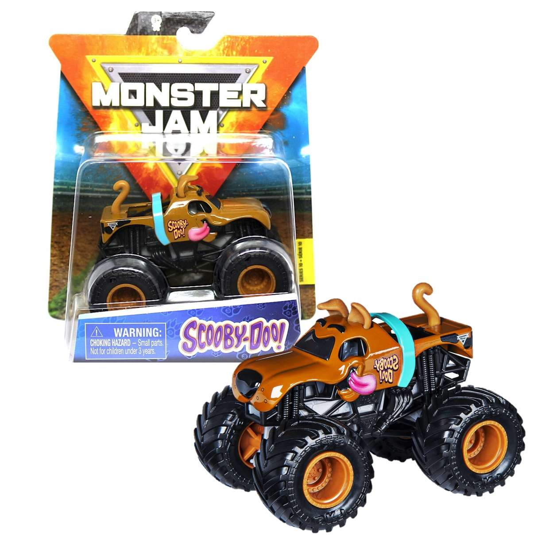 Scooby Doo 1/64 Monster Jam Spin Master