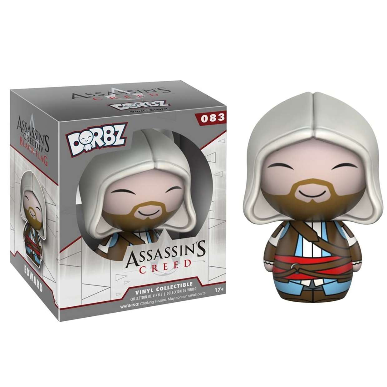 Flag Edward #083 Assassins Creed Black Figura Funko Dorbz