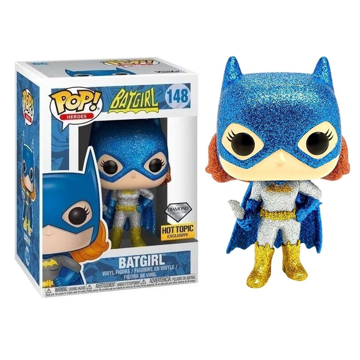 Batgirl #148 Figura Exclusive Hot Topic Funko Pop!