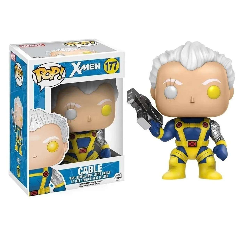 Cable #117 Marvel X- Men Figura Funko Pop!