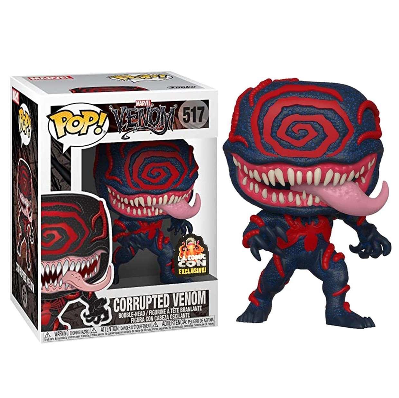 Corrupted Venom #517 Funko Pop! Exclusivo L. A Comi Con