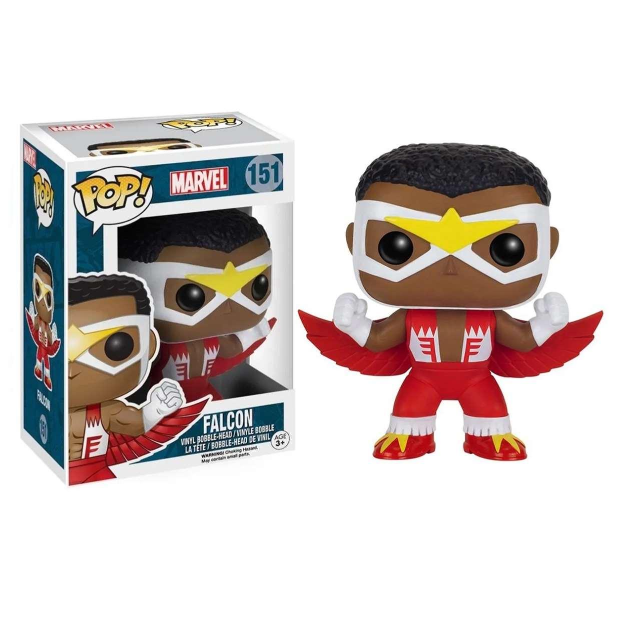 Falcon #151 Figura Marvel Funko Pop!