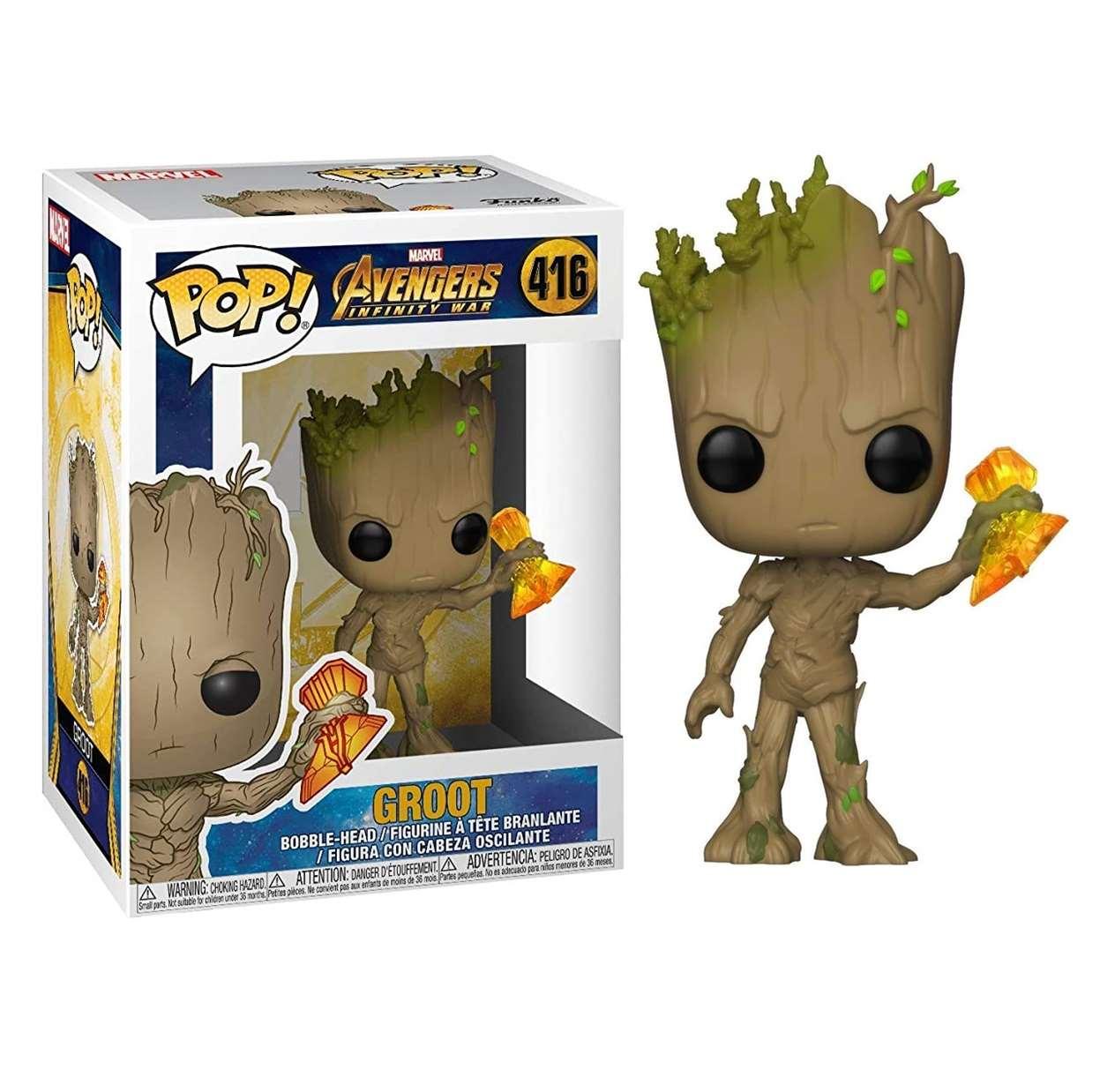 Groot Stormbreaker #416 Avengers Infinity War Funko Pop!
