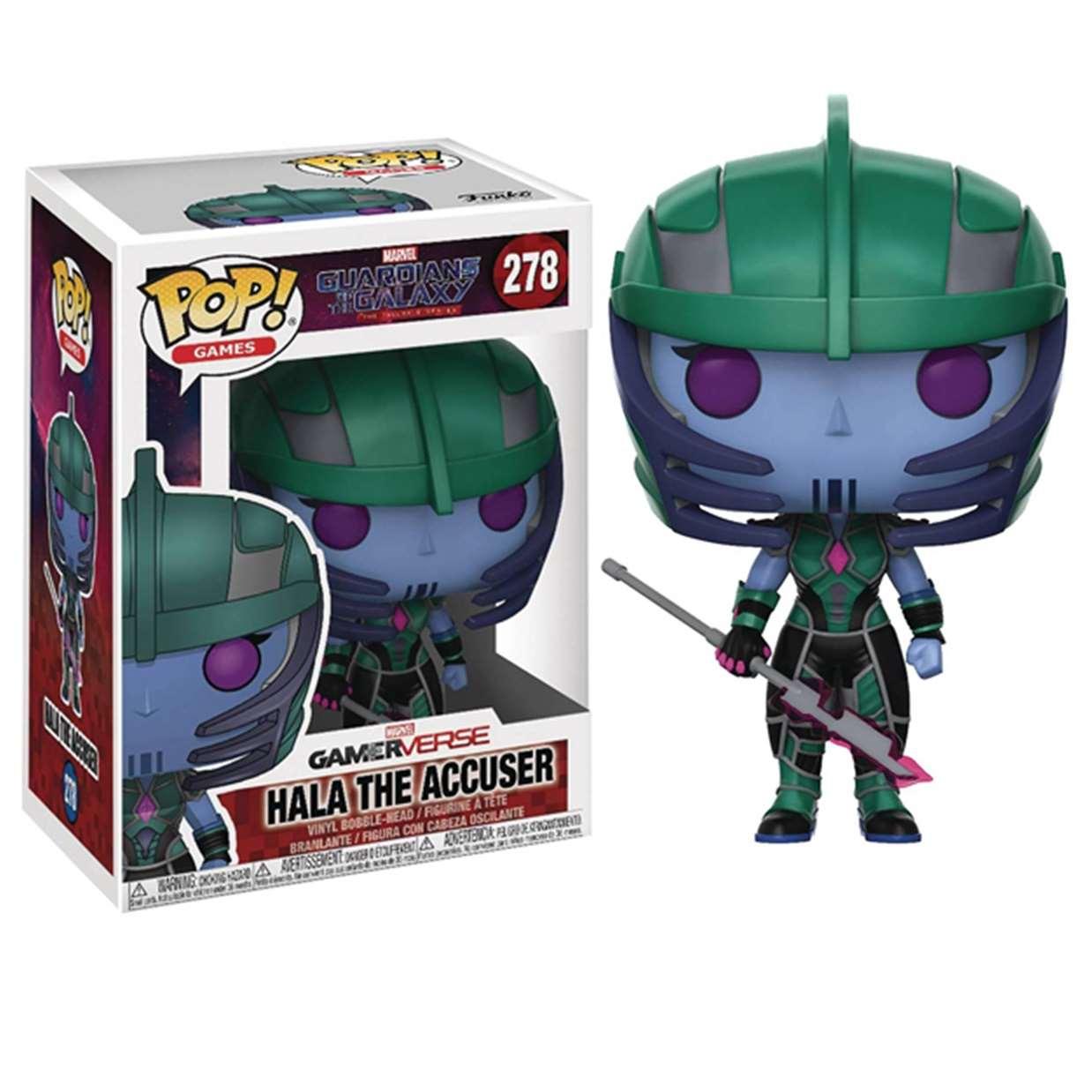 Hala The Accuser #278 Guardianes De La Galaxia Gamerverse