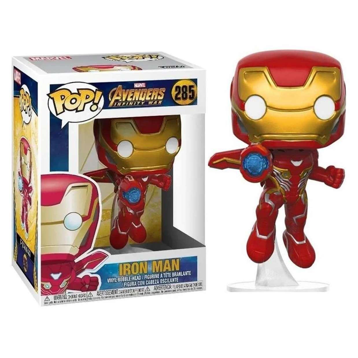 Iron Man #285 Figura Avengers Infinity War Funko Pop!