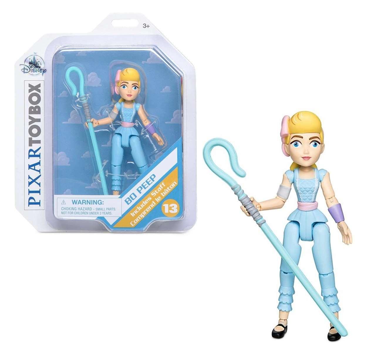 Bo Peep Includes Staff #13 Disney Pixar Toy Story Toybox