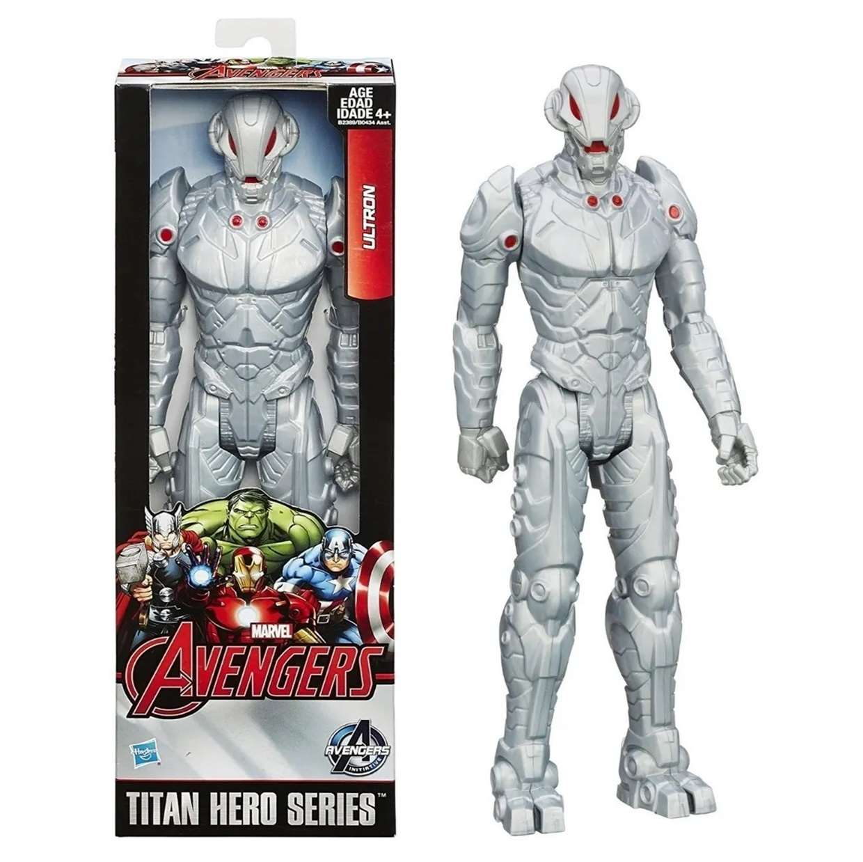 Ultron Ojo Rojo Figura Avengers Initiative Titan Hero