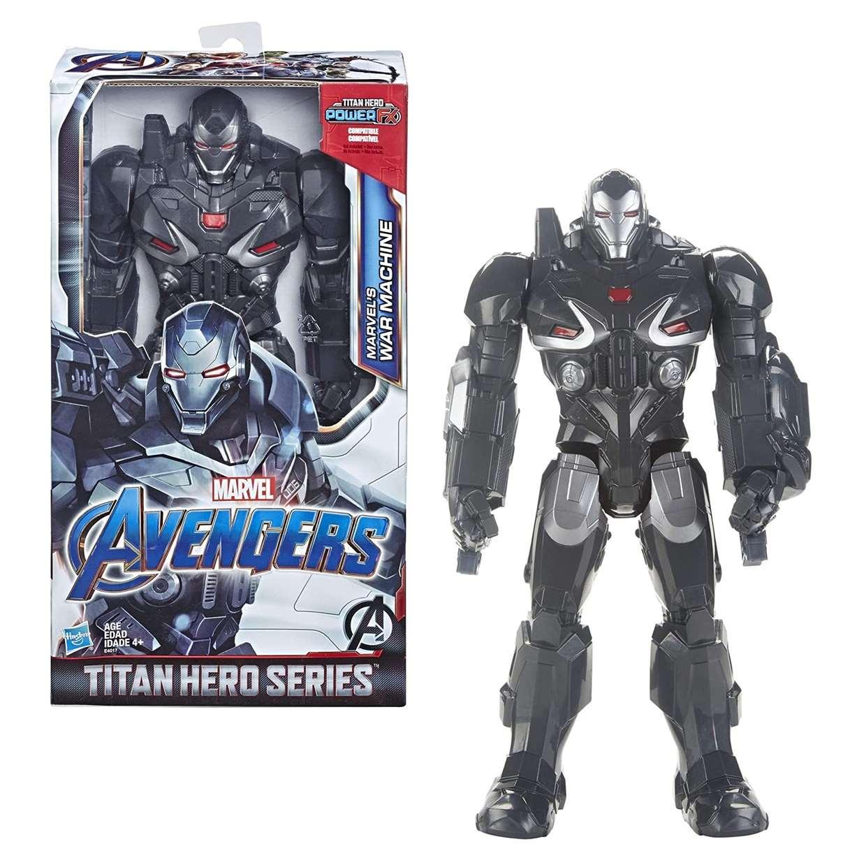 War Machine Figura Marvel Avengers End Game Titan Hero 12 Pulg