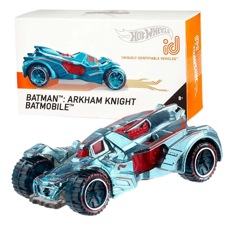 Batmobile Batman Arkham Knight 04/05 Hot Wheels ID