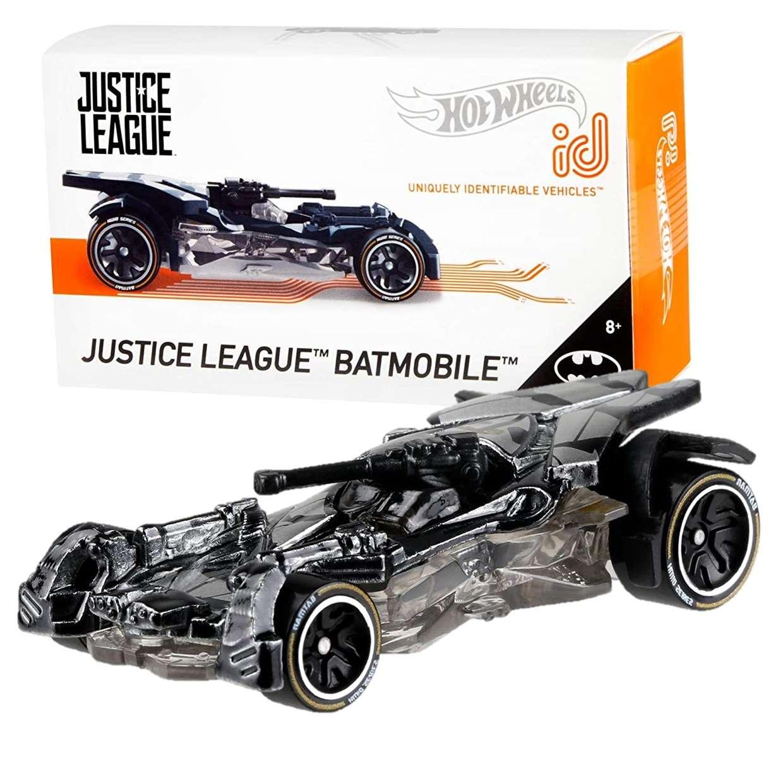 Batmobile Batman Justice League 01/05 Hot Wheels ID