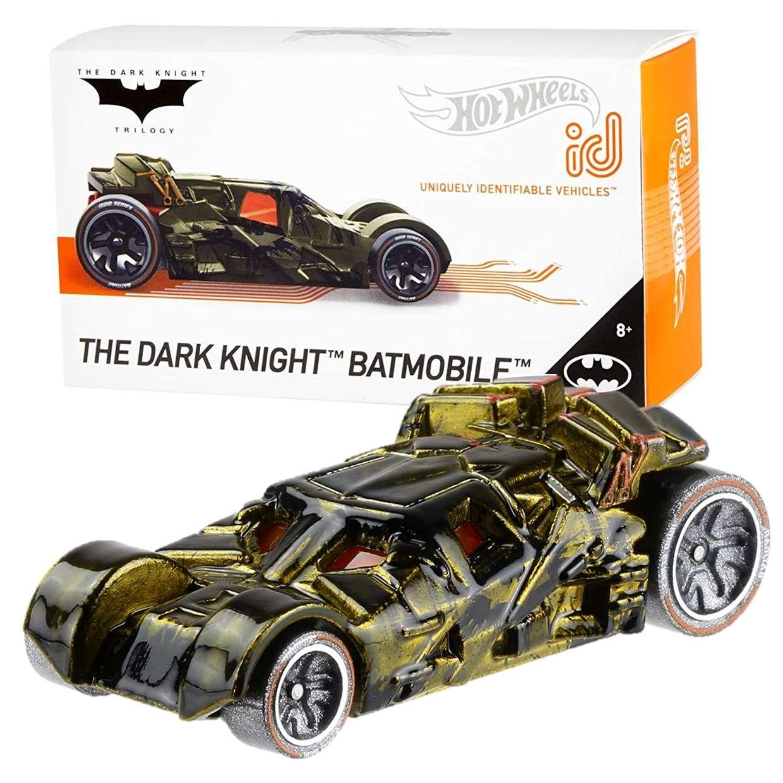 Batmobile Batman The Dark Knight 03/05 Hot Wheels ID