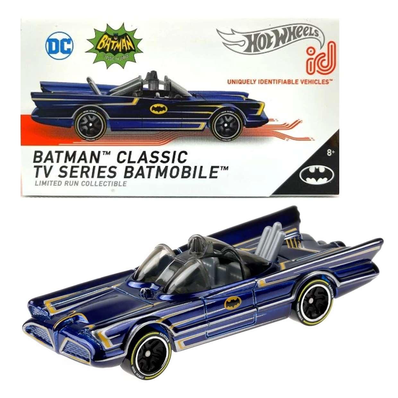 Batmobile Batman Classic Tv Series Hot Wheels ID