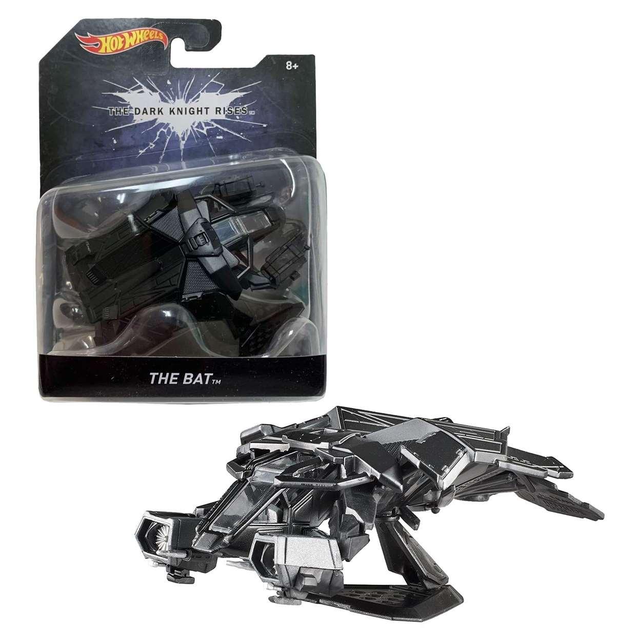The Bat Batmobile DKL20 Hot Wheels The Dark Knights Rises