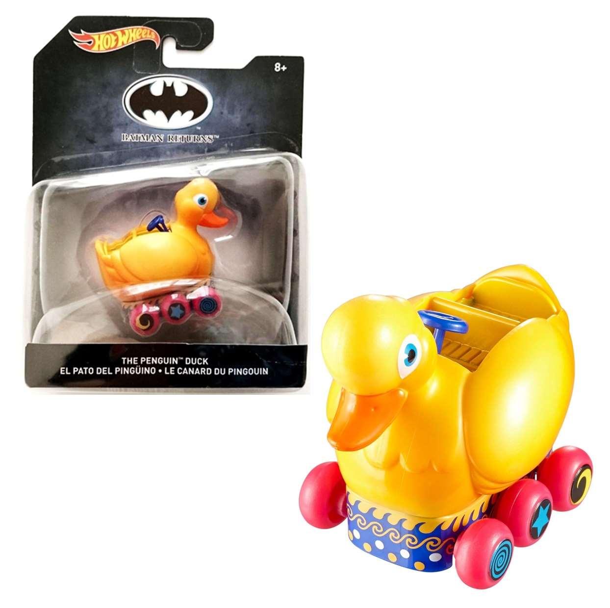 The Penguin Duck Fng58 Batman Returns Hot Wheels