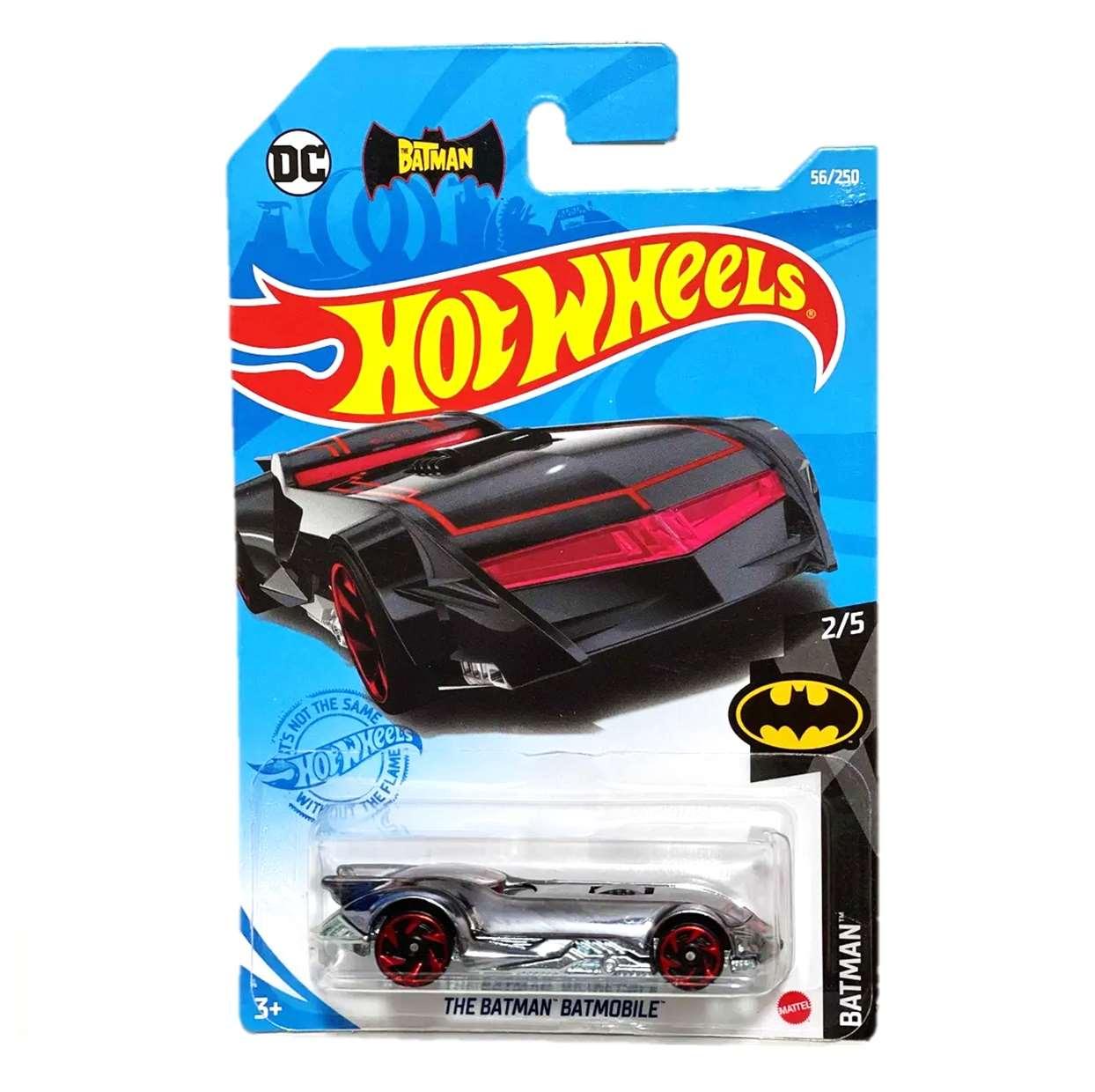 The Batman Batmobile 2/5 Hot Wheels The Batman 56/250