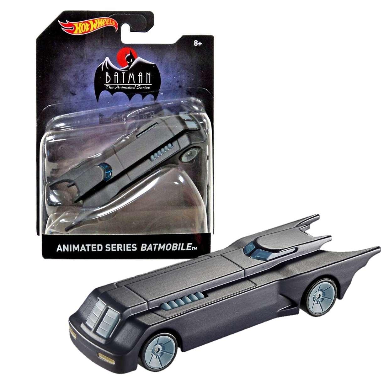 Batman Batmobile Dkl20 The Animated Series Hot Wheels